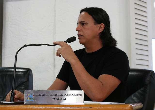 Professor Gleivison Gaspasr anuncia que é pré-candidato (Foto: Divulgação)
