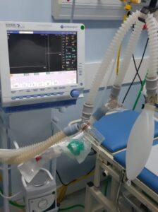 17 novos respiradores entregues nas UPAs de Caraguatatuba