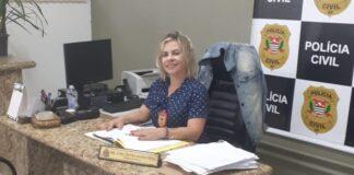 Dra. Júnia Macedo assume Delegacia de Caraguatatuba