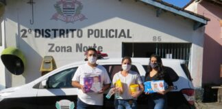 DDM promove chá de bebê em Caraguá