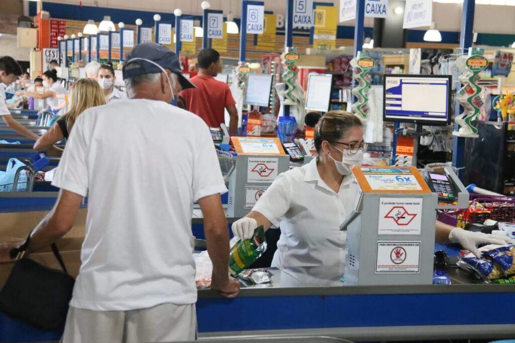Para comprar em supermercados é preciso conhecer pelo menso 5 técnicas (Foto: Arquivo)
