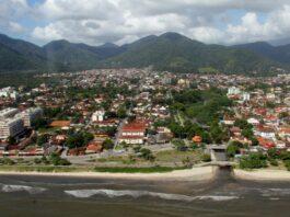 Sistema de esgotamento sanitário e abastecimento de água para Ubatuba (Foto: Divulgação/Sabesp)