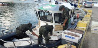 Pesca irregular em área de proteção