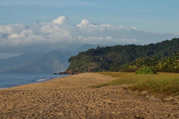 Praia do Capricórnio (Foto: Analu Rigatto)