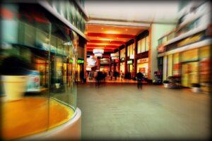 abertura de shoppings