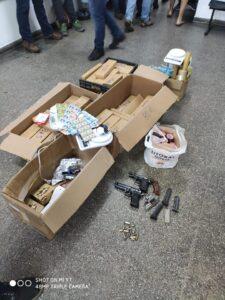 Mais de R$ 500 mil em drogas apreendidas no Litoral Norte (Imagem: DISE)