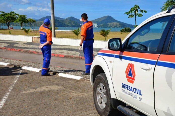 Defesa Civil faz parte da força-tarefa (Foto: Divulgação/PMC)