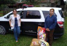 DDM doou mais de 160 kg de ração para ONG
