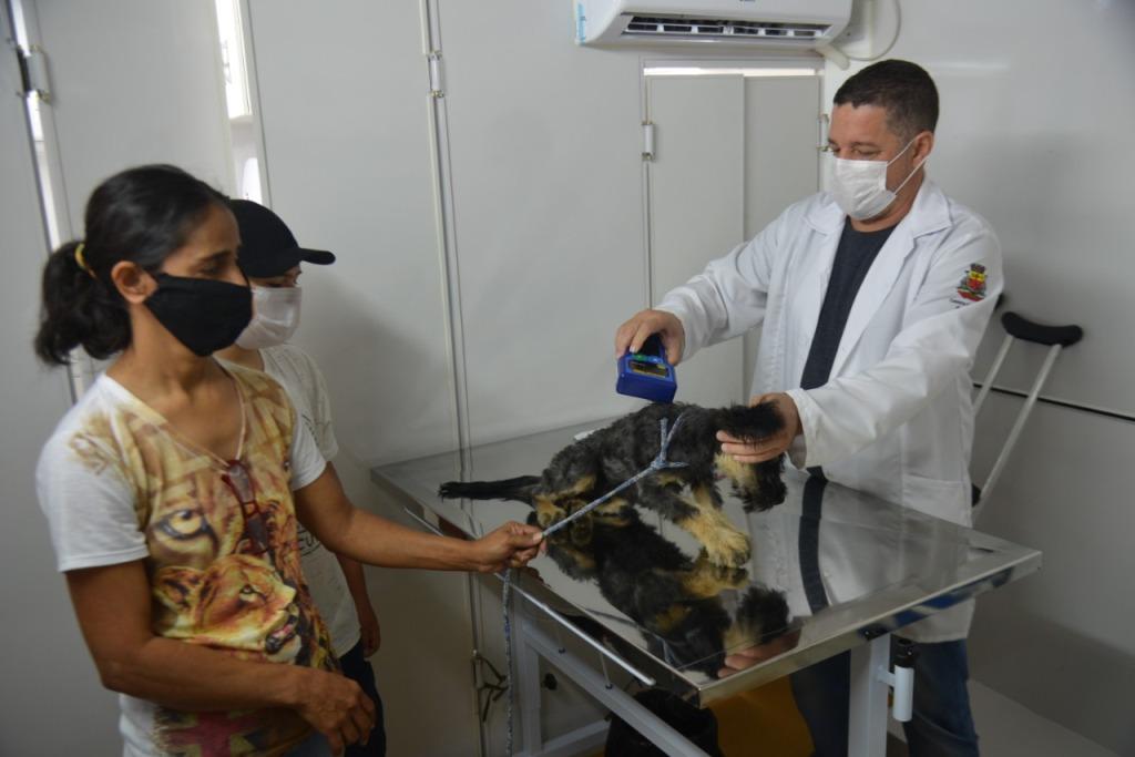 CCZ vai distribuir senhas para população (Foto: Divulgação/PMC)