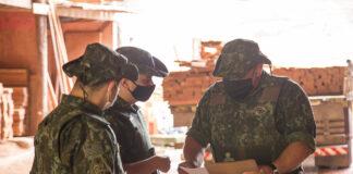 Operação Madeireiras da Polícia Ambiental fechou três empresas no Litoral Norte (Imagens: Polícia Ambiental)