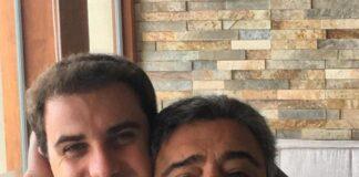 Antônio Carlos e seu filho Mateus (Imagem: Arquivo Pessoal)