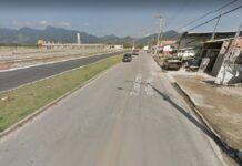 Homem foi morto a tiros no Pegorelly e suspeitos fugiram do local