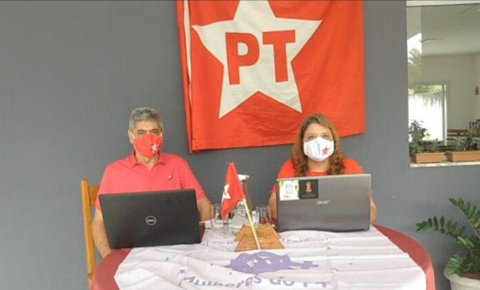 José Mello, do PT, é candidato pelo PT (Imagem: Divulgação)