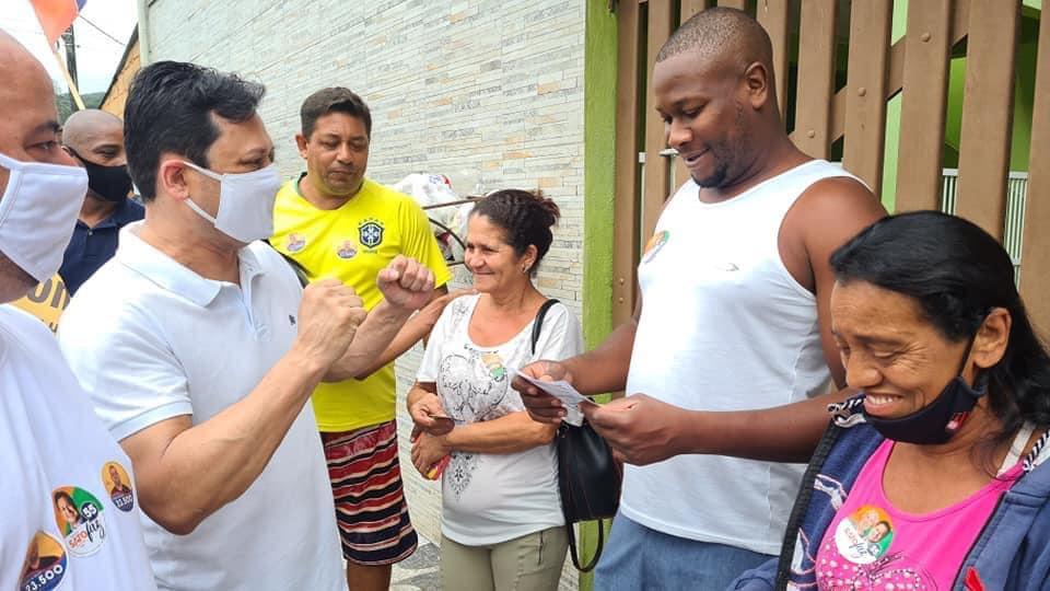 Justiça eleitoral liberou a candidatura de Sato à reeleição (Foto: Divulgação)