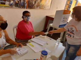 Eleição Sindserv realizada em São Sebastião (Fto: Sindserv/Divulgação)