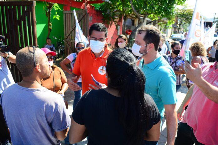 Pesquisa Ibope aponta Aguilar Junior com 39% das intenções de voto (Foto: Divulgação)