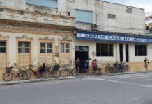 Acusado de agressão foi localizado na Santa Casa de Ubatuba