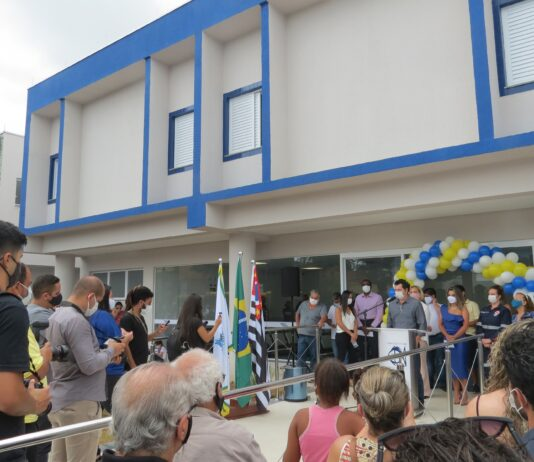 Hospital de Boiçucanga é entregue após mais de 8 anos (Foto: Helton Romano/NI)