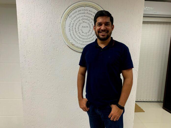 vereador Tato Aguilar