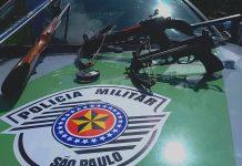 armamento de caça
