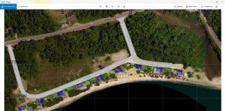 Projeto de Urbanização da Praia da Mococa (Foto: Divulgação/PMC)