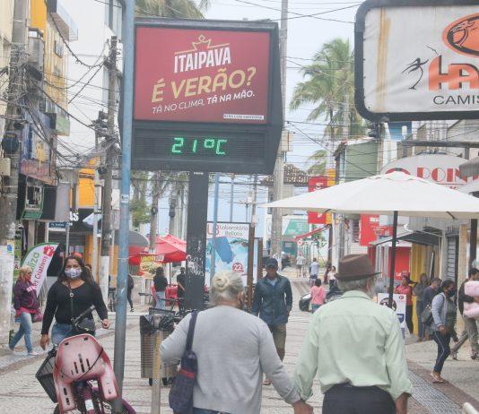 Defesa Civil em alerta para chuvas na região (Foto Luis Gava/PMC)
