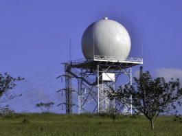radar contra desastres naturais