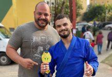 atletas jiu-jitsu