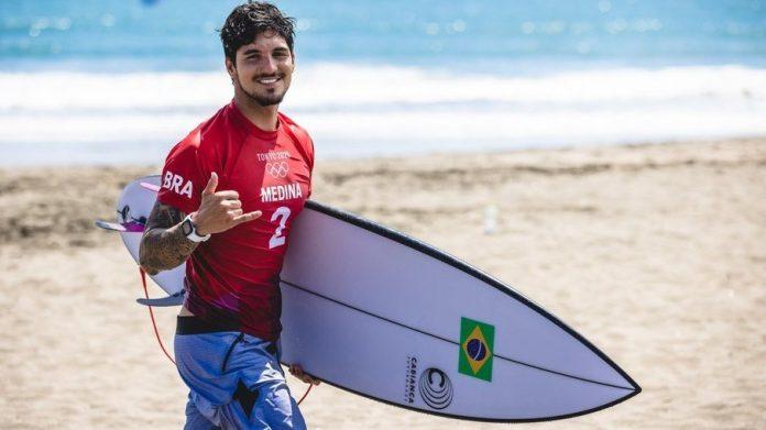 Gabriel Medina Olimpíadas