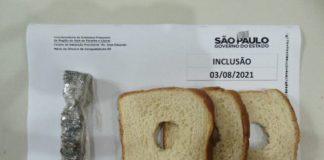 maconha no pão